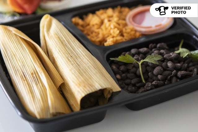 Individual Tamale Meals