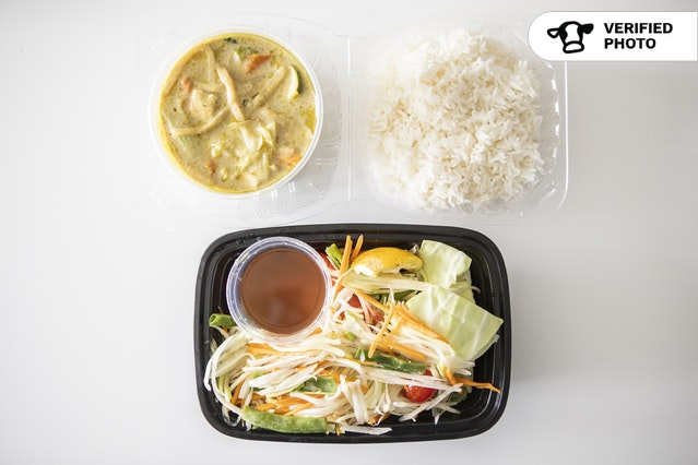 Hearty Thai Meal To-Go