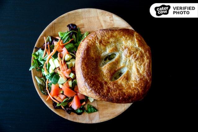 Individual Pot Pie Meal