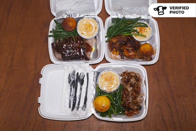 Sweet Baby Ray's BBQ Individual Platters