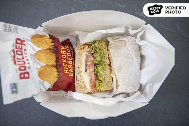 Individual Sandwich & Side Combos