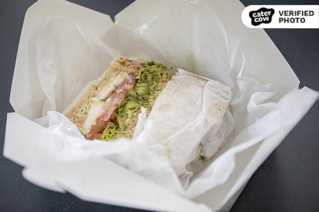 Individual Sandwiches