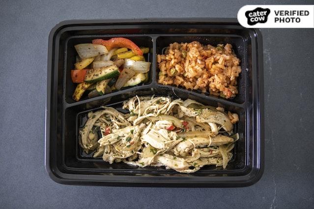 Individual Latin Meals
