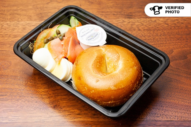 Nova Lox Breakfast Box