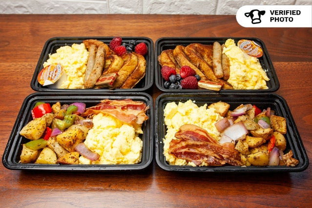 Country Breakfast Boxes
