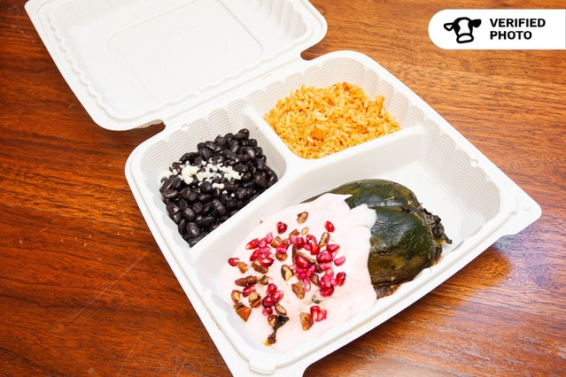 Traditional Mexican Meal Box