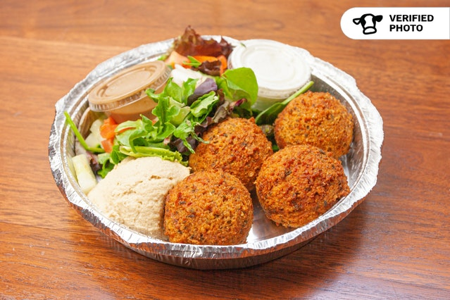 Individual Mediterranean / Turkish Grill Plates