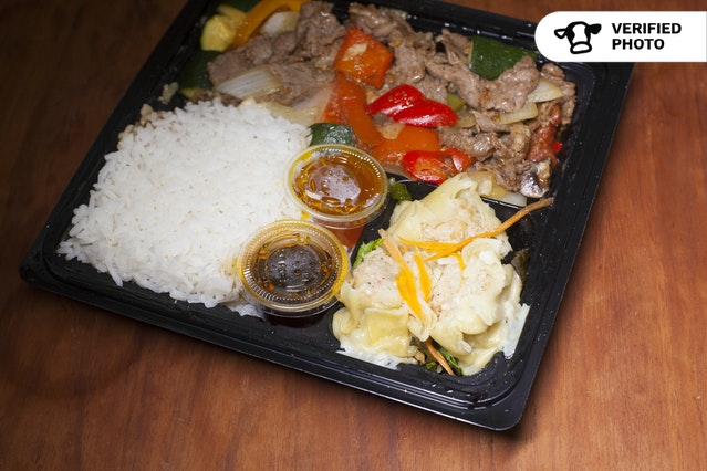 Authentic Thai Lunch Boxes