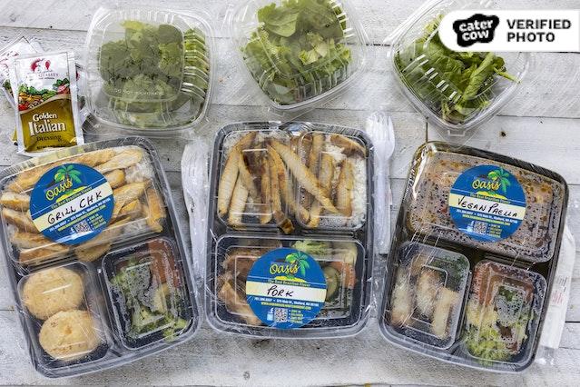 Individual Brazilian Meal Box