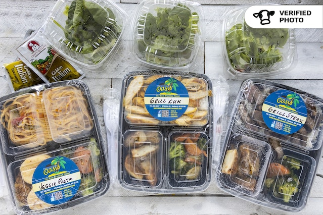 Individually Packed American Comfort Foods