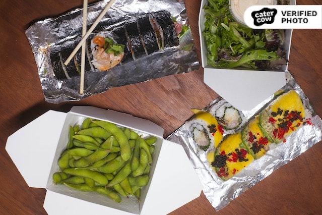 Japanese Hot & Sushi Bowls