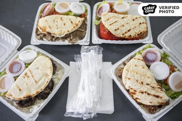Zeugma Kebab Individual Meals
