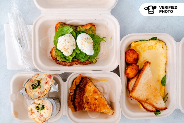 Savory Breakfast Boxes