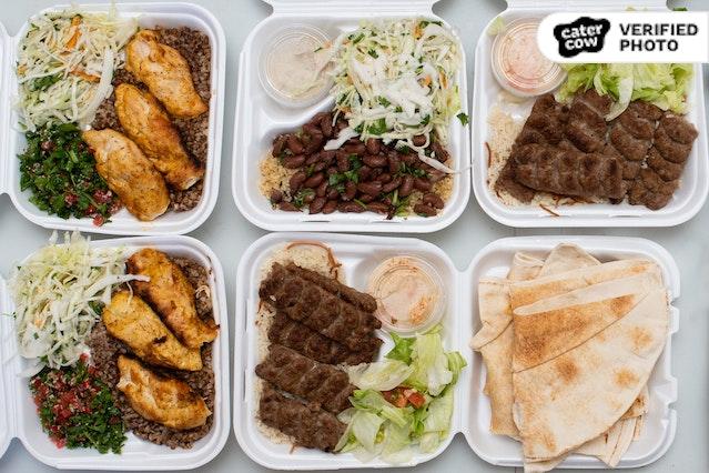 Individual Armenian Platters