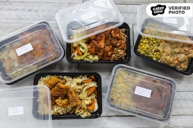 Cajun Classics Meal Box