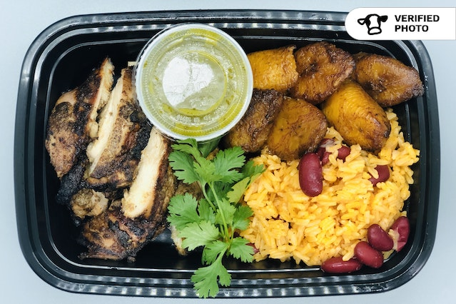 Caribbean Boxed Meal