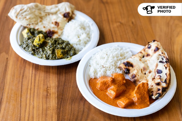 Authentic Indian Curry Meals To Go