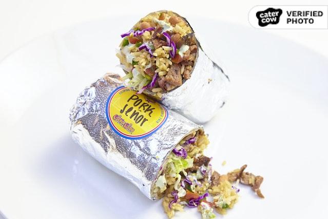 Señor Sisig's Filipino Fusion Burritos & Bowls