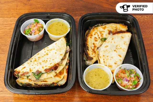Breakfast Quesadillas Box