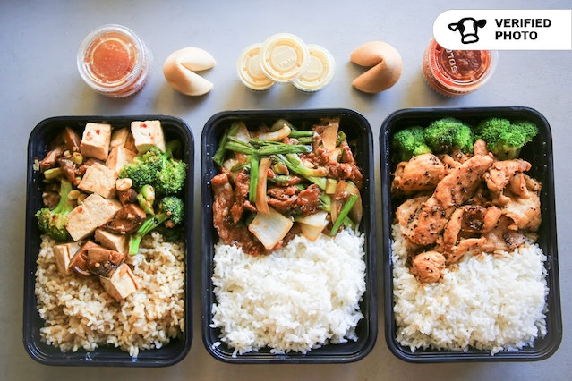 Contemporary Chinese Meals To-Go!