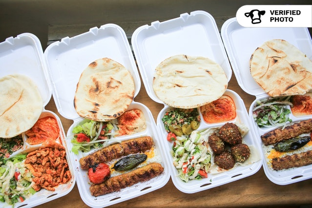 Middle Eastern / Persian Meals To-Go