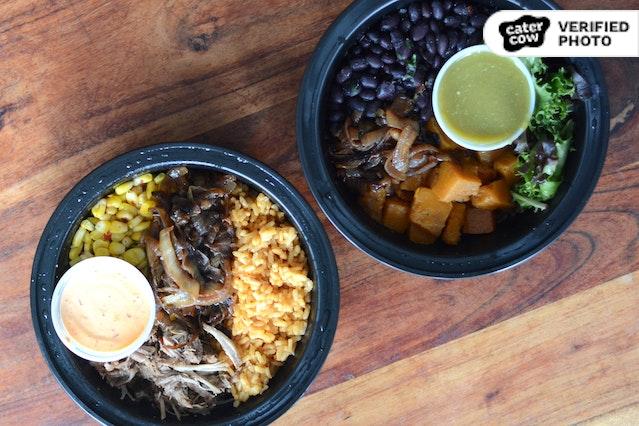 Individual Burrito Bowls