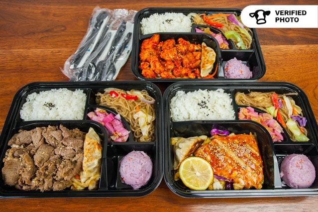 Silla Signature Box Meals