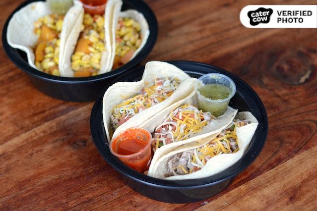 Pinks Cantina Taco Plates To-Go