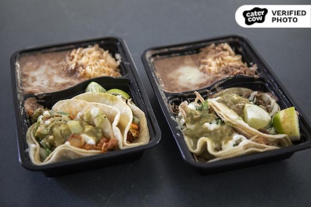 Super Taco Individual Boxes