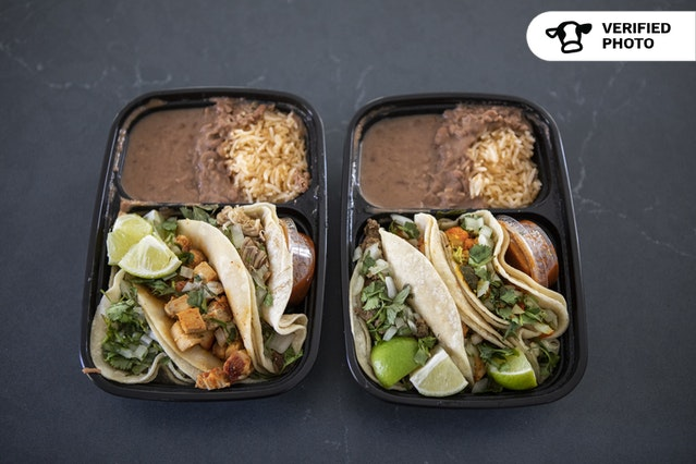 Street Soft Tacos Individual Boxes