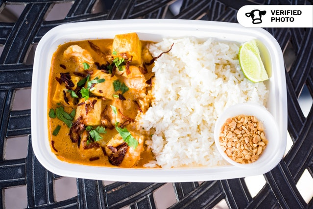 Pan-Asian Curry Bowls To-Go