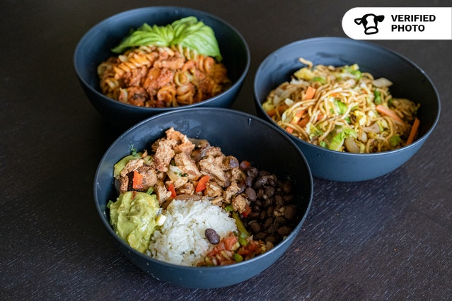 Affordable & Classic Meal Bowls