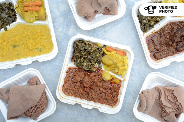 Individual Ethiopian Meals