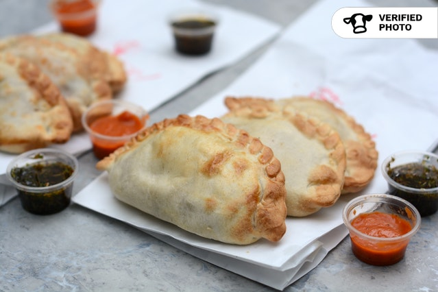 Individually-Wrapped Empanadas Meal