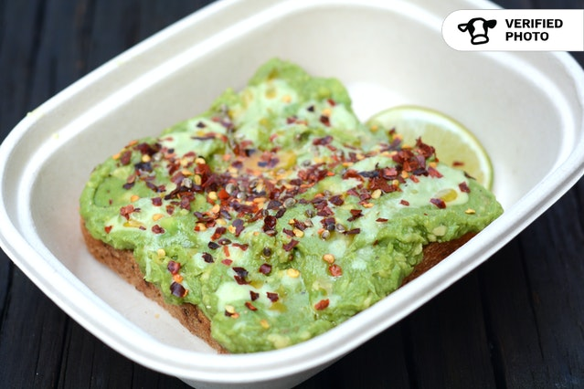 Avocado Toast To-Go