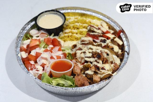 Papa Halal Platters