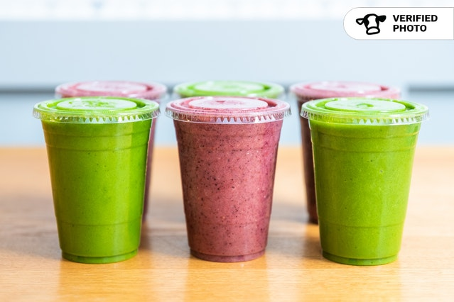 Smoothies and Juices To-Go