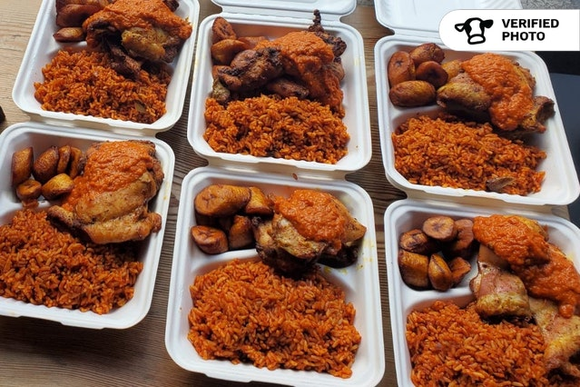 Chef Prepared Nigerian Comfort Food Meal Boxes