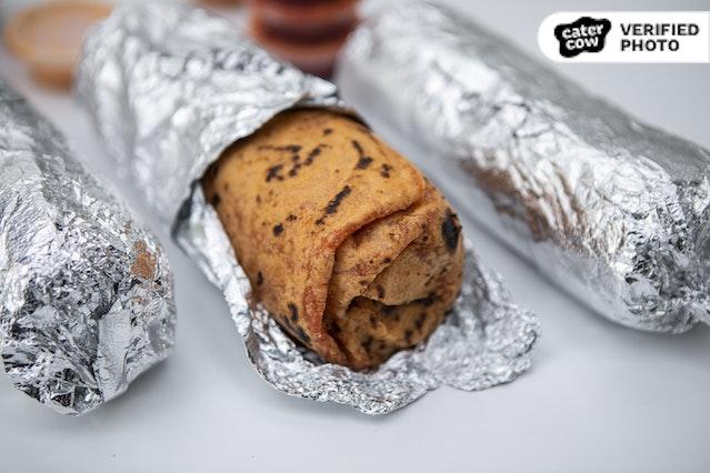 Korean BBQ Burritos