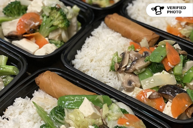 Lin's Kitchen Affordable Special Meal Box