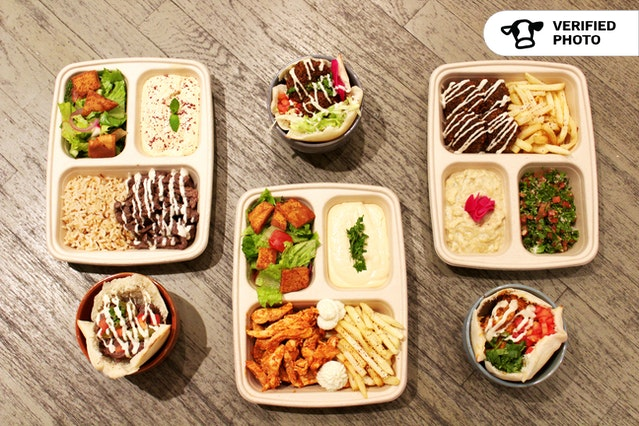Toum's Lebanese Meal Boxes
