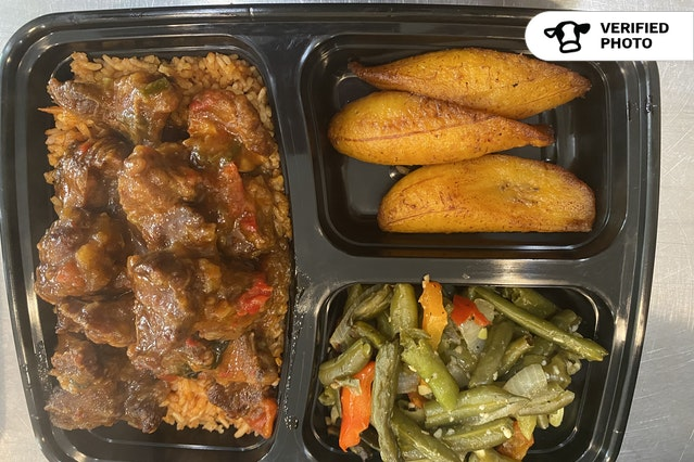 Individual Hearty West African Meals