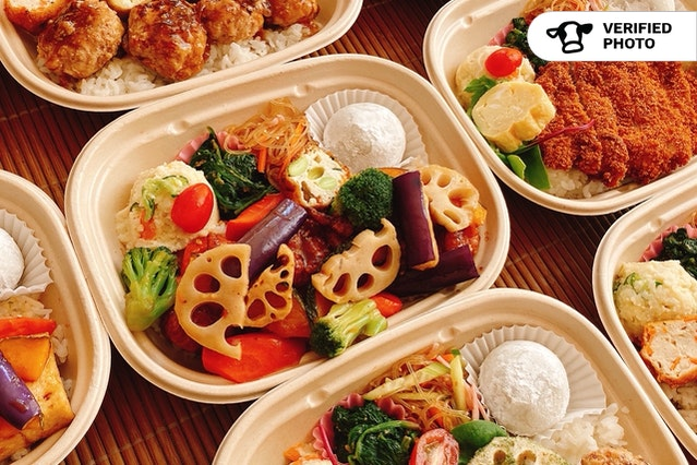 Individual Bento Boxes